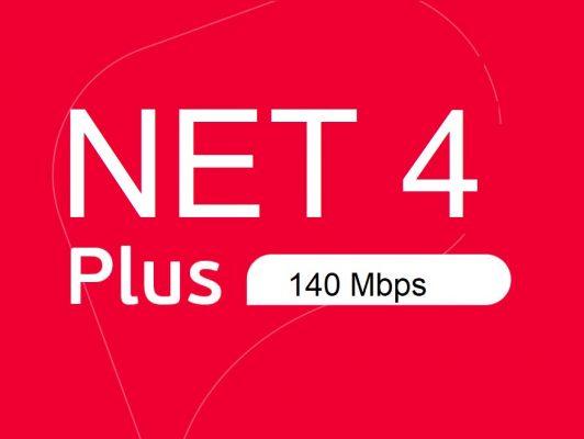 Net 4 Plus Viettel